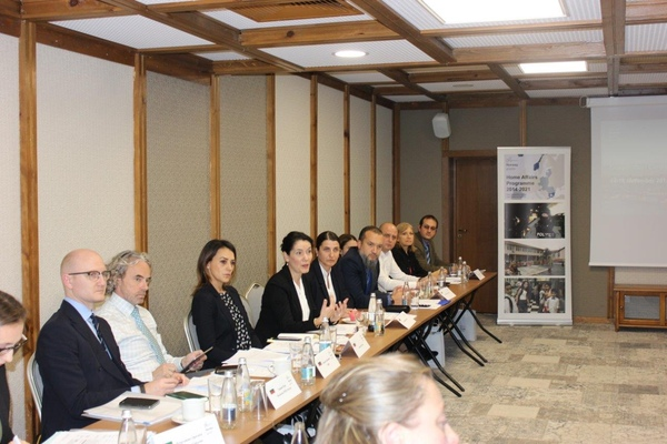 Fifth Cooperation Committee Meeting of the Home Affairs Programme