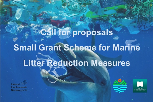 "Call for project proposals under the ""Small grant scheme for marine litter reduction measures"" under the Outcome 2:"